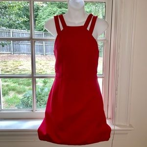 French Connection strappy Mini Dress sz 4